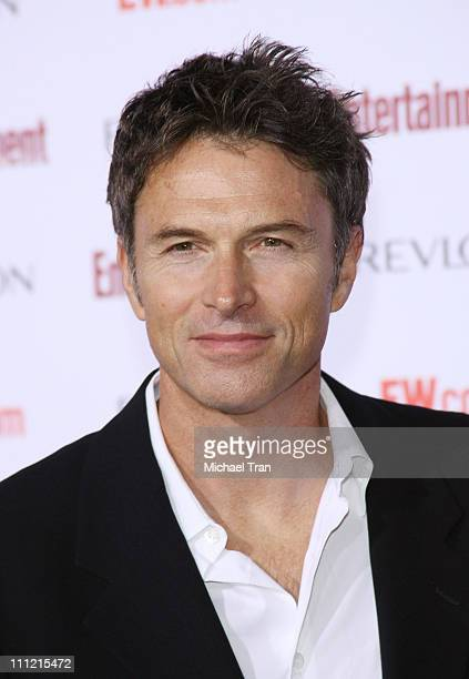 Actor Tim Daly arrives at the Entertainment Weekly's 5th Annual Pre-Emmy Party at Opera and Crimson on September 15, 2007 in Hollywood, California.