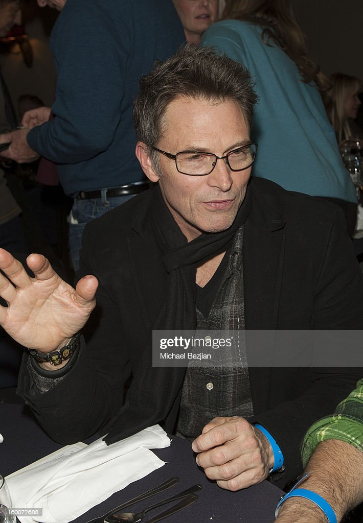 Actor Tim Daly attends 2013 Creative Coalition Spotlight Initiative Gala Awards Dinner - 2013 Sundance Film Festival at The Sky Lodge on January 19, 2013 in Park City, Utah.