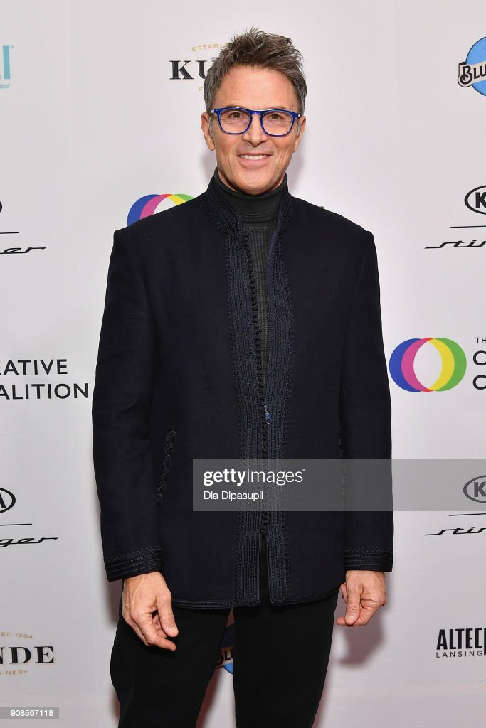 2018 Creative Coalition Spotlight Initiative Gala Awards Dinner