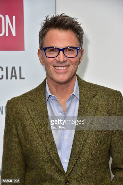 Actor Tim Daly attends the AGAFTRA Foundation Conversations 'Madam Secretary' Tim Daly at The Robin Williams Center on October 5 2017 in New York City