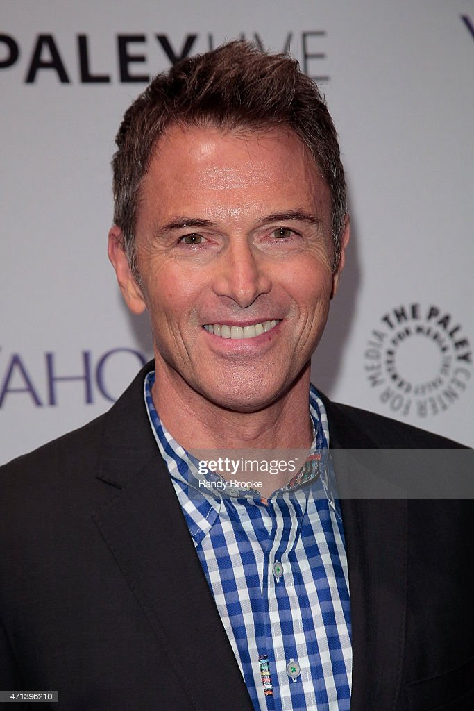 Actor Tim Daly attends The Paley Center for Media presents an evening with 'Madame Secretary' at Paley Center For Media on April 27, 2015 in New York City.