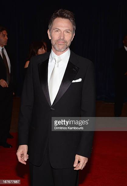 Actor Tim Daly attends the White House Correspondents' Association Dinner at the Washington Hilton on April 27 2013 in Washington DC