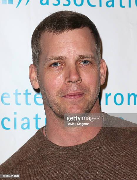 Actor Tim Griffin attends the 2nd Annual Hollywood Heals Spotlight On Tourette Syndrome at House of Blues Sunset Strip on March 5 2015 in West...