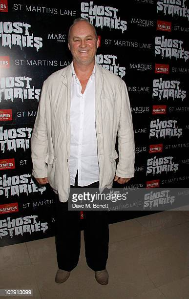 Actor Tim McInnerny attends the Ghost Stories Press Night Party held on July 14 2010 at the St Martins Lane Hotel in London England