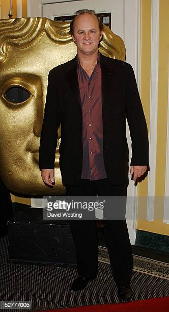 Actor Tim McInnery arrives at the British Academy Television Craft Awards at The Dorchester on May 8 2005 in London The awards honor the production...