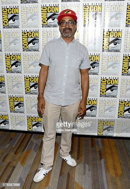"Actor Tim Meadows attends the ""Son Of Zoran"" press line during Comic-Con International on July 23, 2016 in San Diego, California."