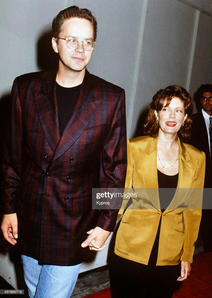Tim Robbins And Susan Sarandon : ニュース写真