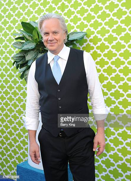Actor Tim Robbins arrives at the Premiere of HBO's 'The Brink' at the Paramount Theater at Paramount Studios on June 8 2015 in Hollywood California