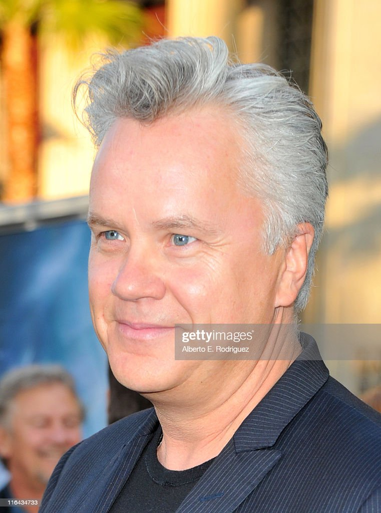 Actor Tim Robbins arrives at the premiere of Warner Bros. Pictures' 'Green Lantern' held at Grauman's Chinese Theatre on June 15, 2011 in Hollywood, California.