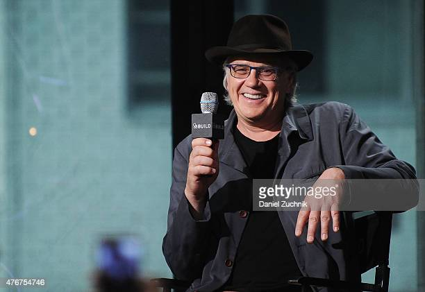 Actor Tim Robbins attends the AOL BUILD Speaker Series to discuss his new series 'The Brink' at AOL Studios on June 11 2015 in New York City