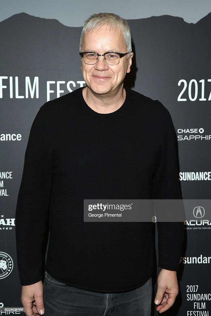 Actor Tim Robbins attends the 'Marjorie Prime' Premiere at Eccles Center Theatre on January 23, 2017 in Park City, Utah.