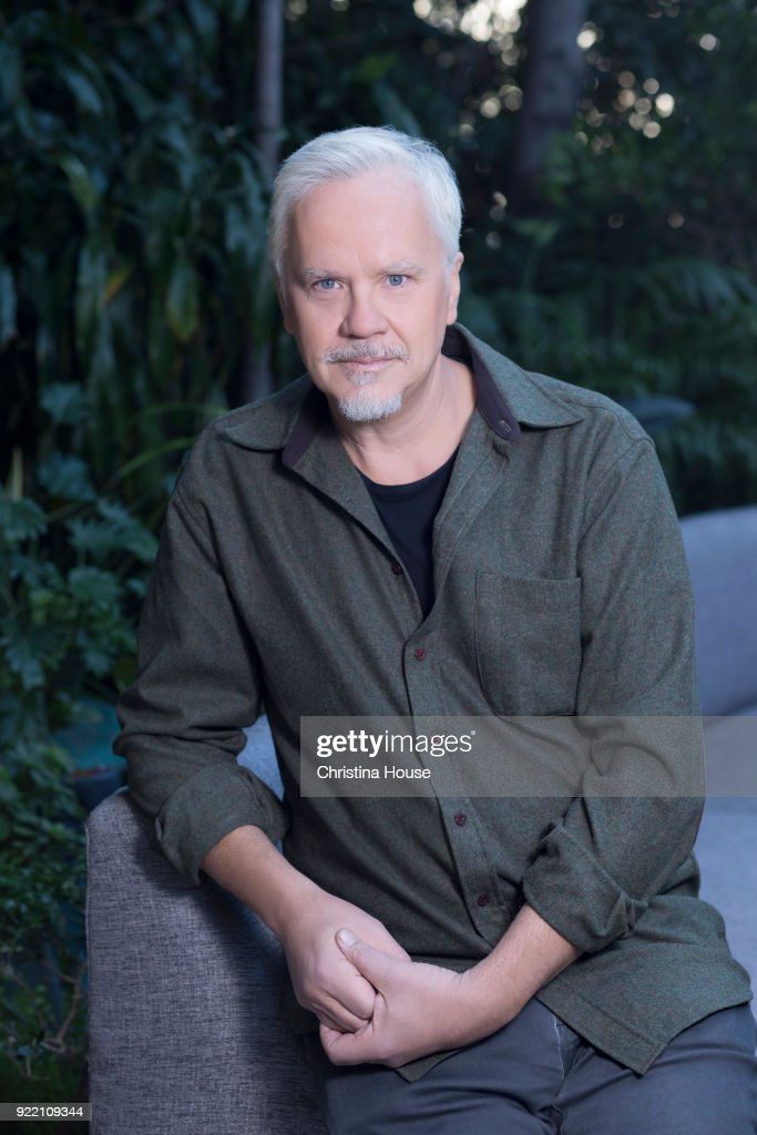 Holly Hunter and Tim Robbins, Los Angeles Times, February 12, 2018