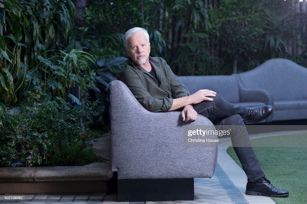 Actor Tim Robbins is photographed for Los Angeles Times on February 5, 2018 in Beverly Hills, California. PUBLISHED IMAGE.