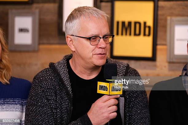 Actor Tim Robbins of 'Marjorie Prime' attends The IMDb Studio featuring the Filmmaker Discovery Lounge presented by Amazon Video Direct Day Four...