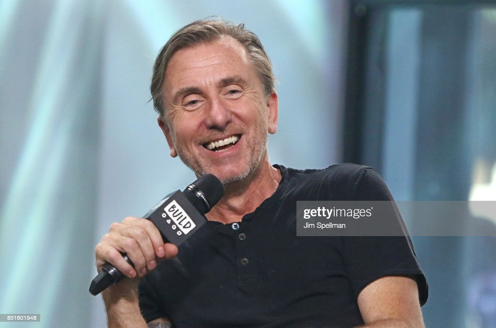 Actor Tim Roth attends Build to discuss his new show 'Tin Star' at Build Studio on September 22, 2017 in New York City.