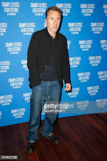 Actor Tim Roth attends the 7th Champs Elysees Film Festival at Publicis Cinema on June 13 2018 in Paris France