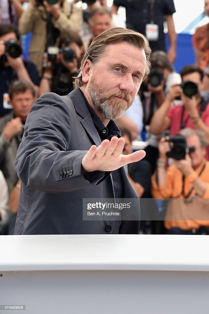 Actor Tim Roth attends the 'Chronic' Photocall during the 68th annual Cannes Film Festival on May 22, 2015 in Cannes, France.