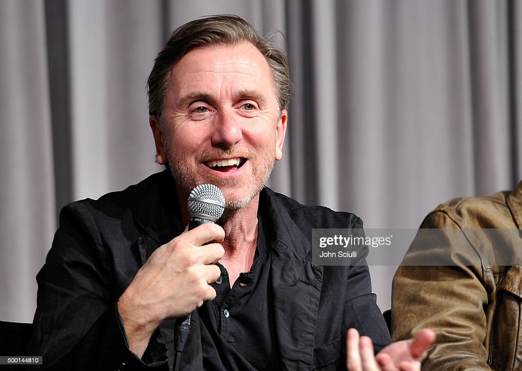 Actor Tim Roth attends the Hateful Eight SAG Screening and Q&A at the Pacific Design Center on December 5, 2015 in West Hollywood, California.