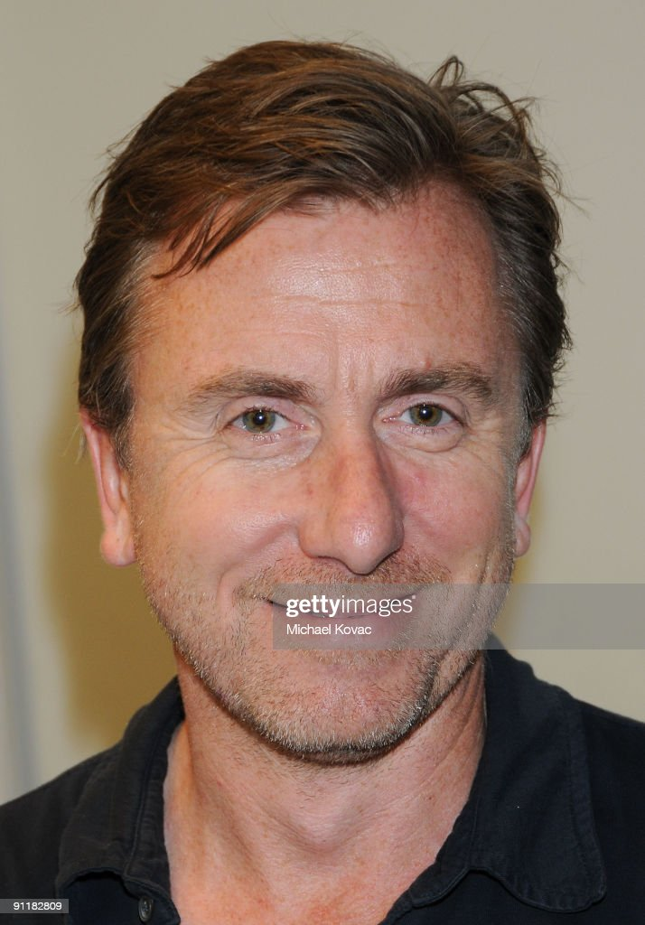 """Lie To Me"" Actor Tim Roth Hosts Q&A Panel At Apple Store - Santa Monica, C"