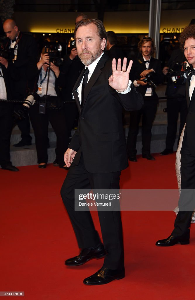 Actor Tim Roth attends the 'Little Prince' ('Le Petit Prince') Premiere during the 68th annual Cannes Film Festival on May 22, 2015 in Cannes, France.