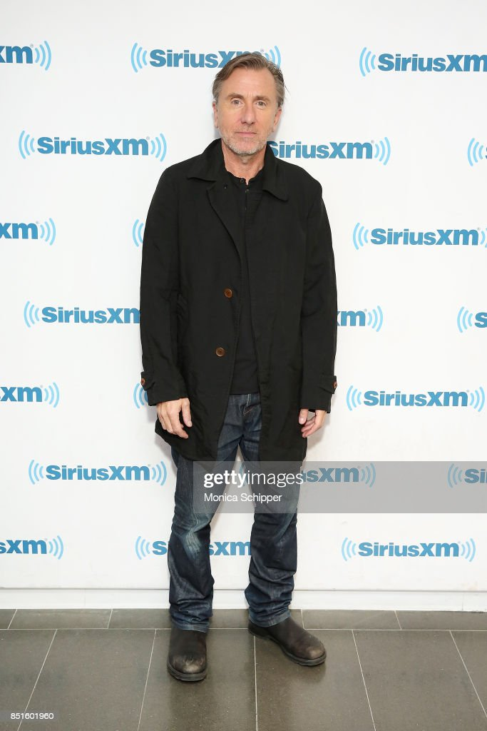Actor Tim Roth visits SiriusXM Studios on September 22, 2017 in New York City.