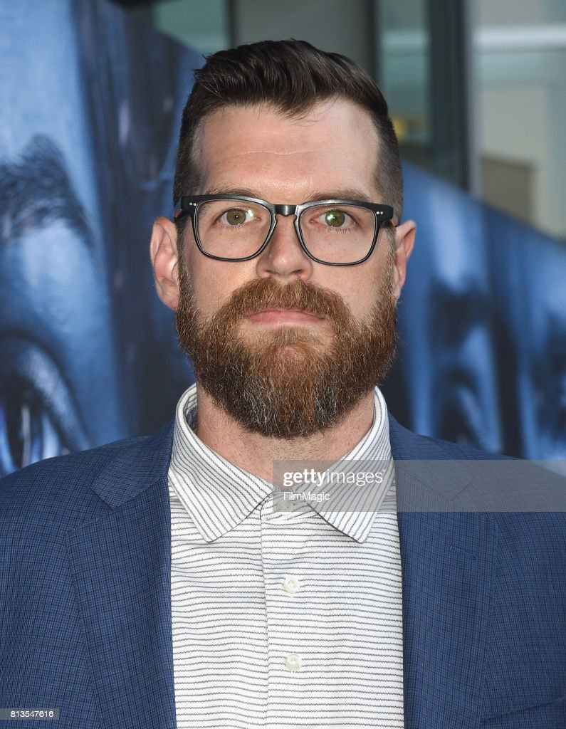 Actor Tim Simons at the Los Angeles Premiere for the seventh season of HBO's 'Game Of Thrones' at Walt Disney Concert Hall on July 12, 2017 in Los Angeles, California.