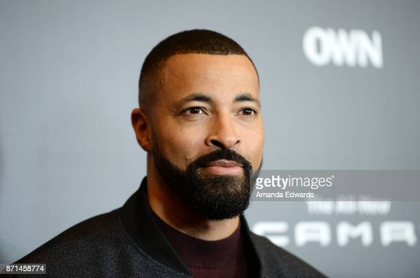 Actor Timon Kyle Durrett arrives at the taping of Queen Sugar AfterShow at OWN Oprah Winfrey Network on November 7 2017 in West Hollywood California