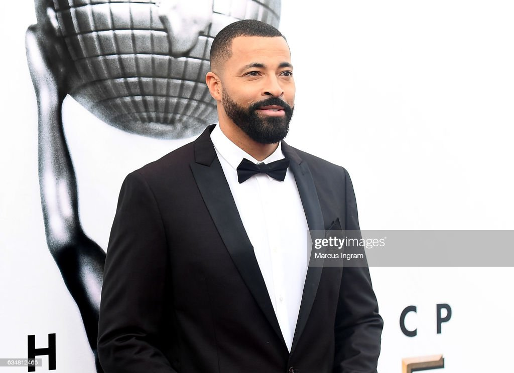 48th NAACP Image Awards -  Red Carpet : News Photo