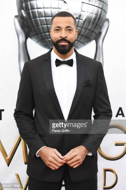 Actor Timon Kyle Durrett attends the 48th NAACP Image Awards at Pasadena Civic Auditorium on February 11 2017 in Pasadena California