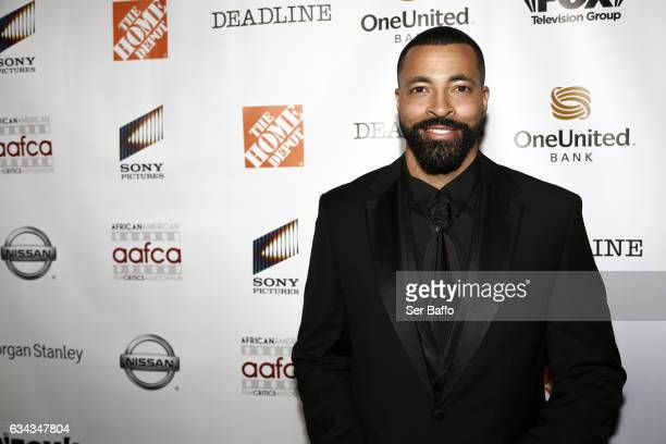 Actor Timon Kyle Durrett attends the 8th Annual AAFCA Awards at Taglyan Complex on February 8 2017 in Los Angeles California