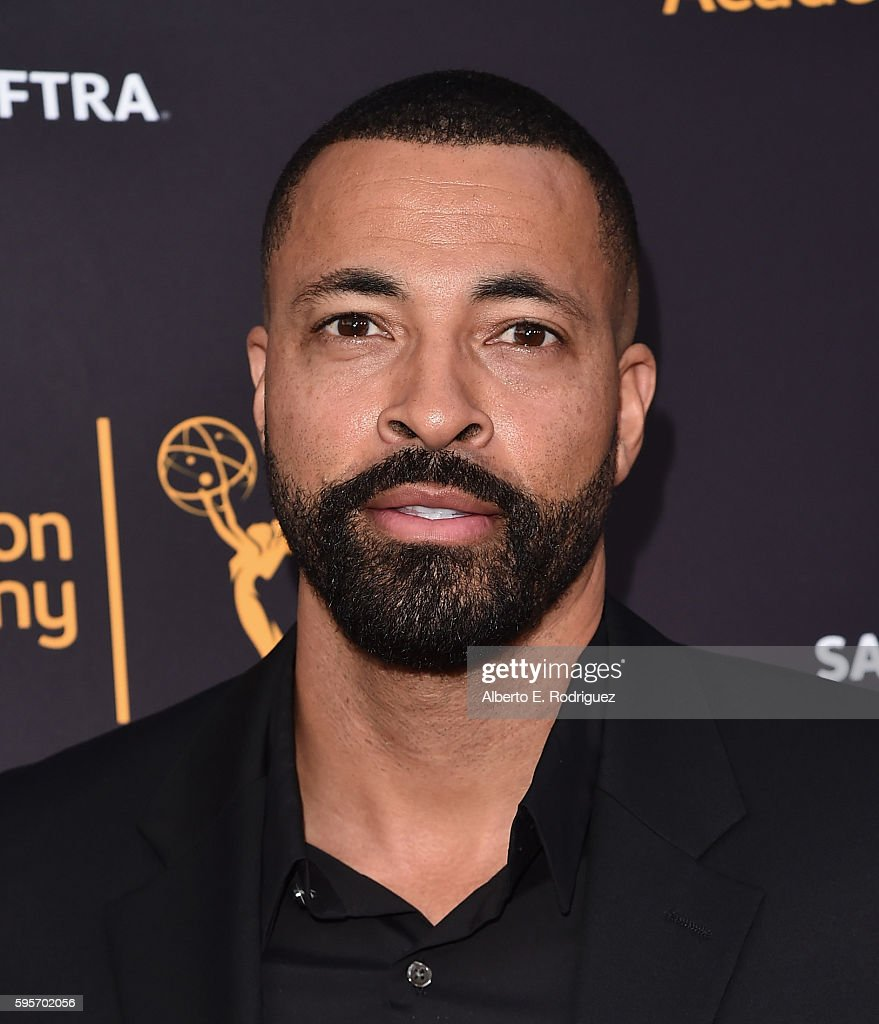 Television Academy And SAG-AFTRA's 4th Annual Dynamic And Diverse Celebration - Arrivals : News Photo