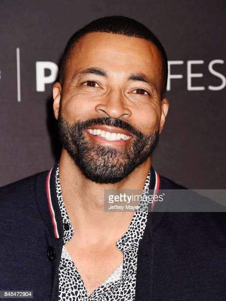 Actor Timon Kyle Durrett attends the The Paley Center For Media's 11th Annual PaleyFest Fall TV Previews Los Angeles OWN The Oprah Winfrey Network at...