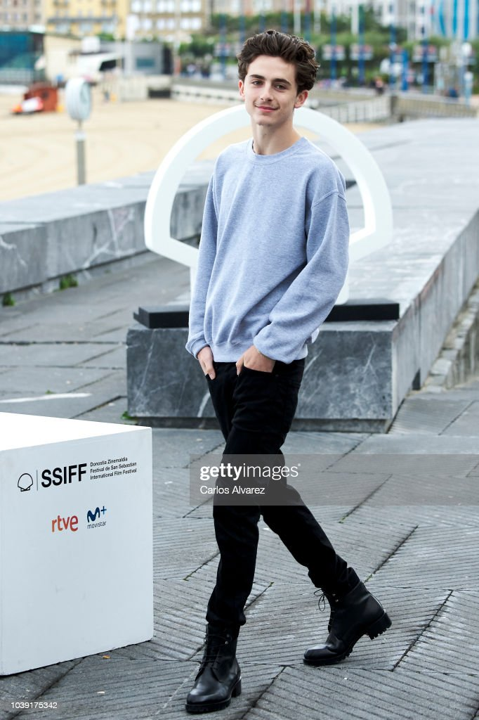 'Beautiful Boy' Photocall - 66th San Sebastian Film Festival