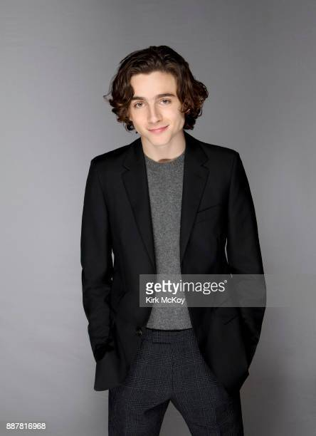 Actor Timothee Chalamet is photographed for Los Angeles Times on November 10 2017 in Los Angeles California PUBLISHED IMAGE CREDIT MUST READ Kirk...