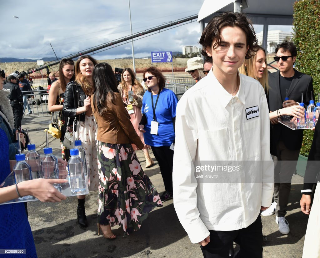 Timothée Chalamet Photo Gallery