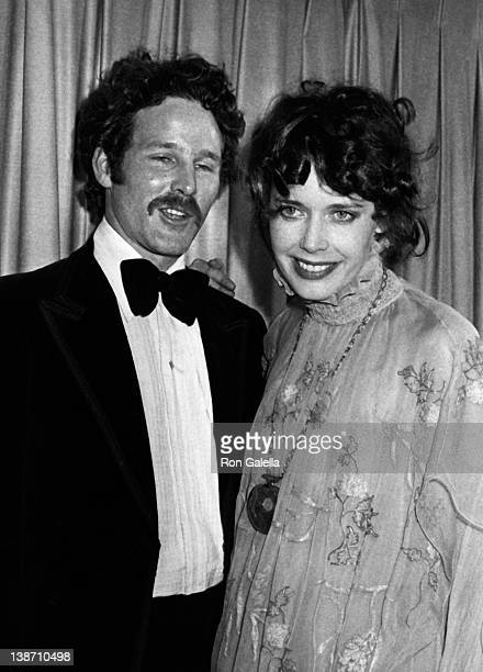 Actor Timothy Bottoms and actress Sylvia Kristel attend 36th Annual Golden Globe Awards on January 27, 1979 at the Beverly Hilton Hotel in Beverly...