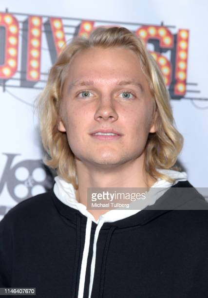 Actor Timothy Brundidge attends a Los Angeles VIP industry screening with the filmmakers and cast of DIVOS at TCL Chinese 6 Theatres on May 01 2019...