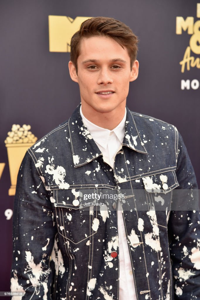 2018 MTV Movie And TV Awards - Red Carpet : News Photo