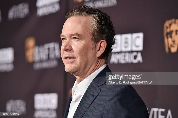 Actor Timothy Hutton attends the 2015 BAFTA Los Angeles TV Tea at SLS Hotel on September 19 2015 in Beverly Hills California