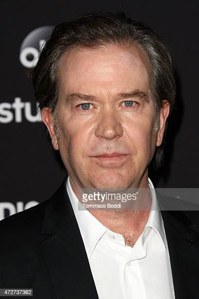 Actor Timothy Hutton attends the American Crime ATAS special screening held at the Walt Disney Studios on May 8 2015 in Burbank California