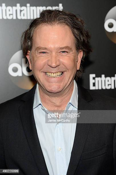 Actor Timothy Hutton attends the Entertainment Weekly & ABC Upfronts Party at Toro on May 13, 2014 in New York City.