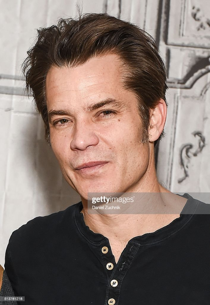 "AOL Build Speaker Series - Timothy Olyphant, ""Hold On To Me Darling"""