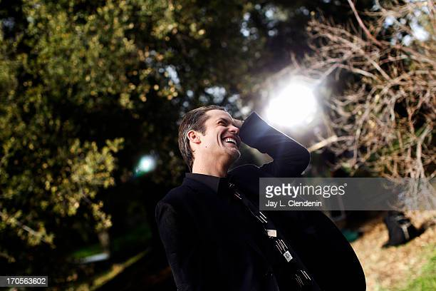 Actor Timothy Olyphant is photographed for Los Angeles Times on December 3 2012 in Lancaster California PUBLISHED IMAGE CREDIT MUST READ Jay L...