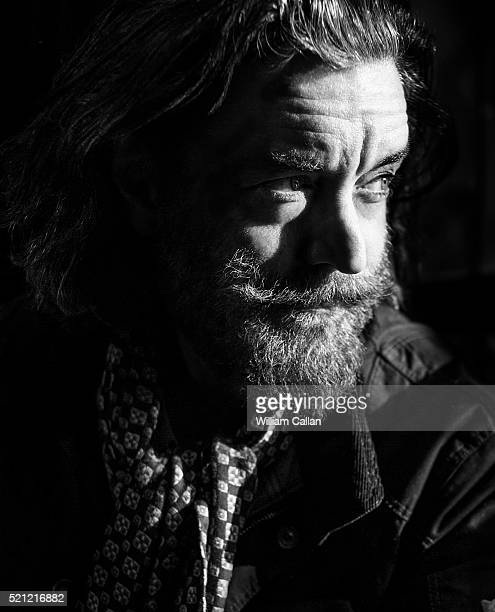 Actor Timothy Omundson is photographed for The Wrap on December 14 2015 in Los Angeles California
