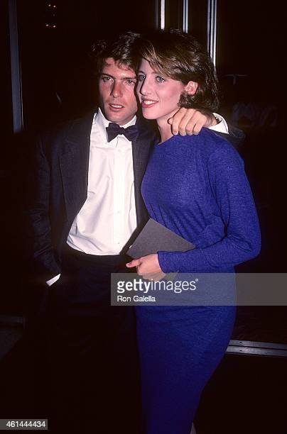 Actor Timothy Patrick Murphy and actress Tracy Nelson attend the ABC Television Fall Season KickOff Party on September 19 1984 at the Century Plaza...