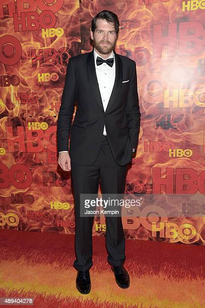 Actor Timothy Simons attends HBO's Official 2015 Emmy After Party at The Plaza at the Pacific Design Center on September 20 2015 in Los Angeles...