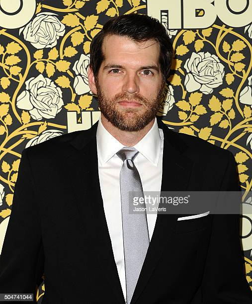Actor Timothy Simons attends HBO's post 2016 Golden Globe Awards party at Circa 55 Restaurant on January 10 2016 in Los Angeles California