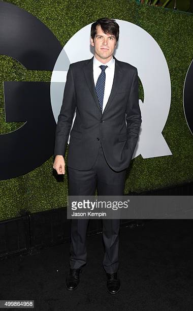 Actor Timothy Simons attends the GQ 20th Anniversary Men Of The Year Party at Chateau Marmont on December 3 2015 in Los Angeles California