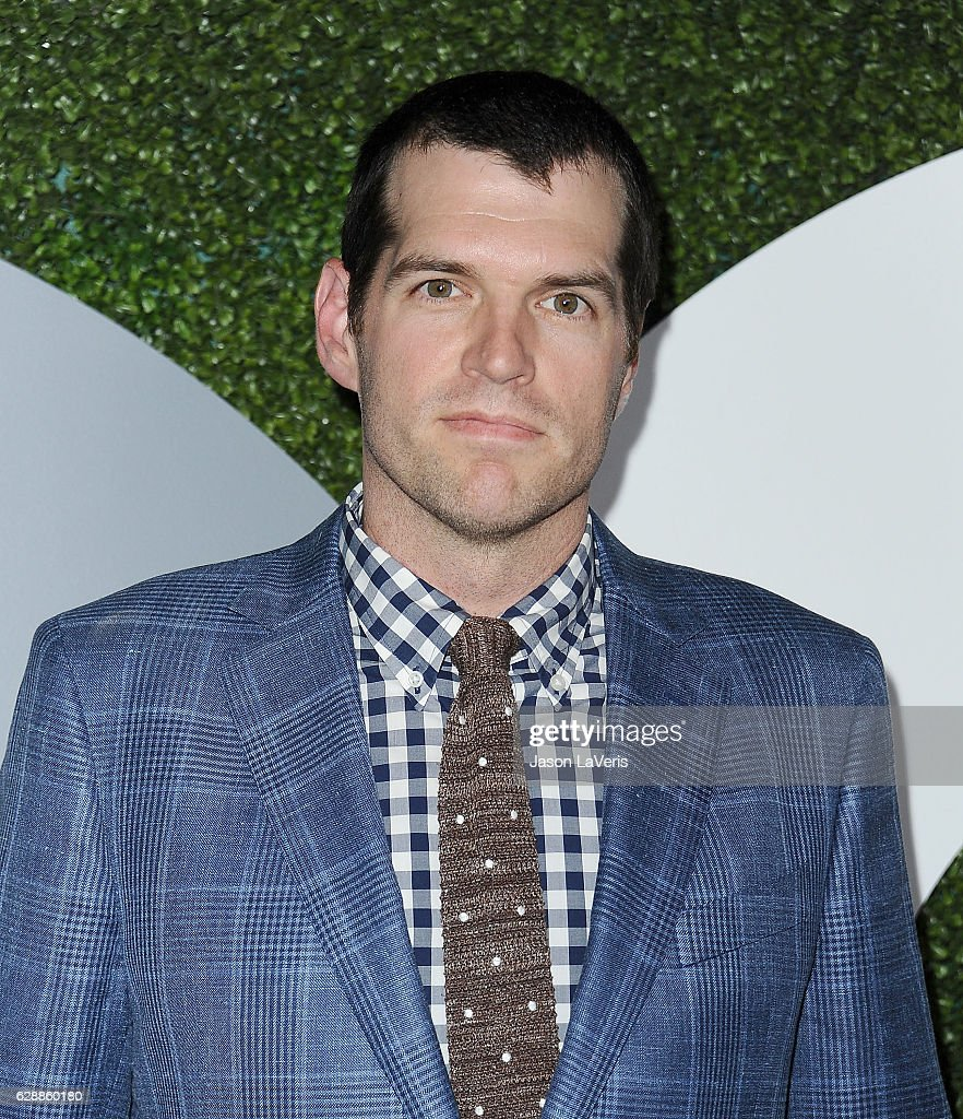 Actor Timothy Simons attends the GQ Men of the Year party at Chateau Marmont on December 8, 2016 in Los Angeles, California.