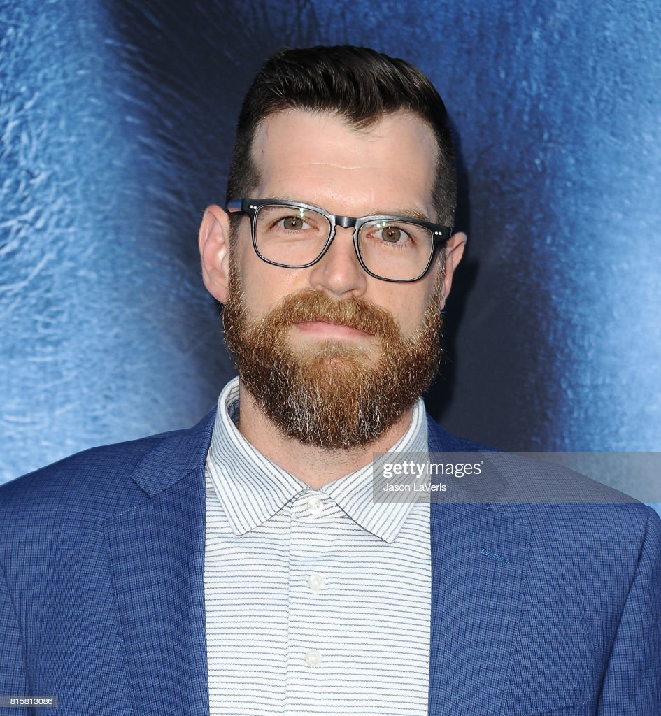 Actor Timothy Simons attends the season 7 premiere of 'Game Of Thrones' at Walt Disney Concert Hall on July 12, 2017 in Los Angeles, California.